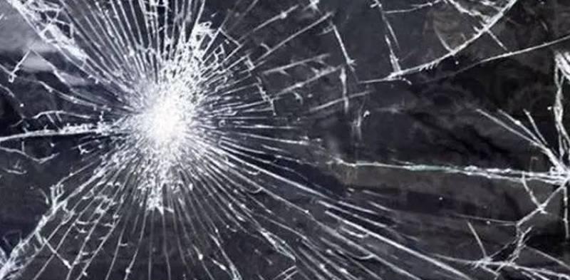 D.I. Khan: Five dead in bus, van collision