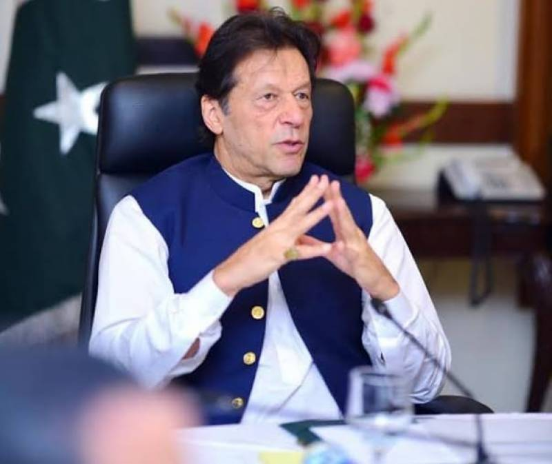 Provision of inexpensive houses to poor Govt's top priority: PM Imran