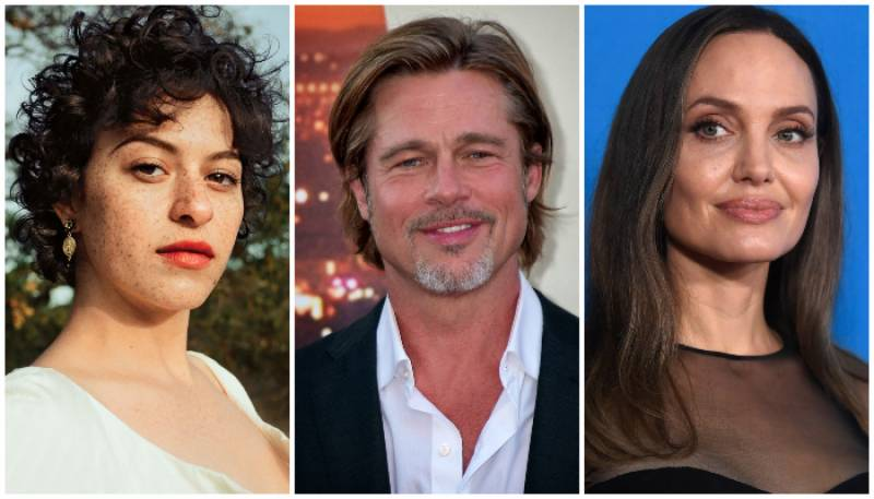 Brad Pitt addresses rumours regarding dating actress Alia Shawkat