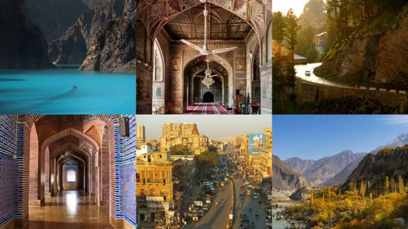 Pakistan ranked the world's best holiday destination for 2020