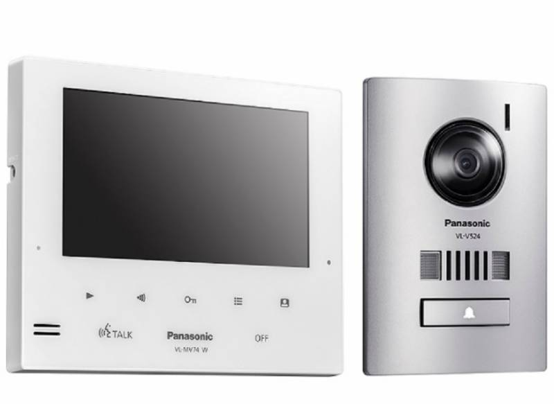 Panasonic redefines home security with the launch of expandable video intercom kit VL-SV74