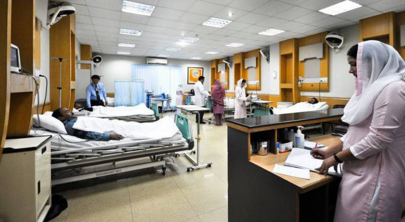 PIC's emergency ward reopened, while OPD, indoor services remain suspended