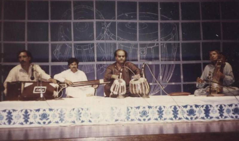 Tabla legend Ustad Ajmal Khan passes away in Islamabad