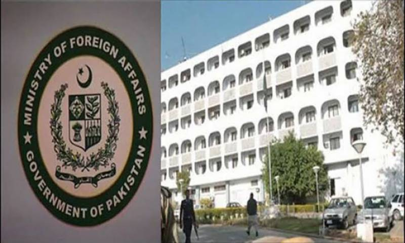 Major reshuffle in Pakistan's Foreign Office