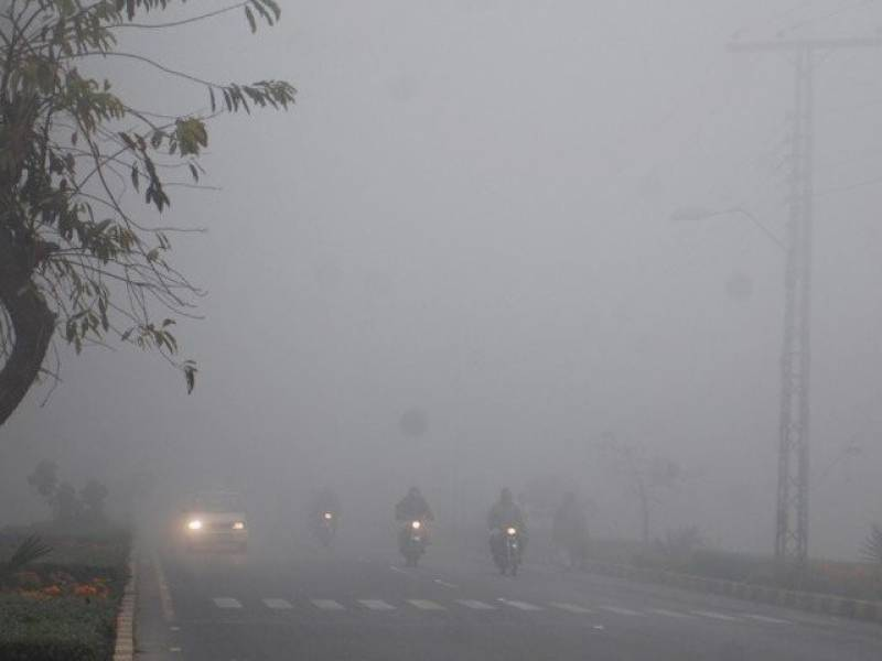 Lahore, parts of Punjab gripped by severe cold, fog
