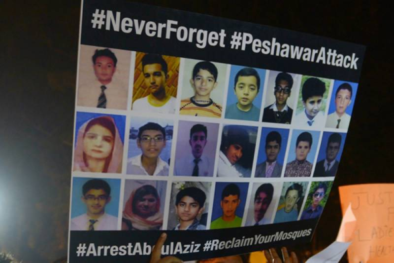 Pakistan observes fifth anniversary of APS tragedy on Dec 16
