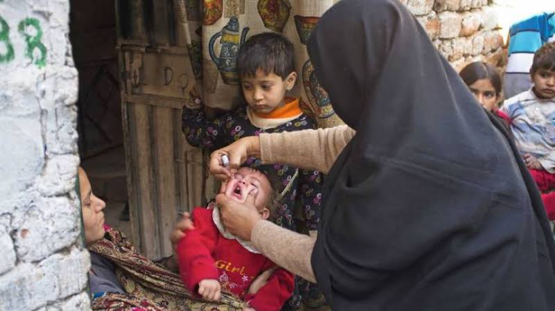 5-day countrywide anti-polio drive starts today