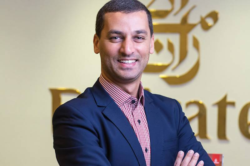 Emirates appoints Mohammad Sarhan as new Vice President for Pakistan