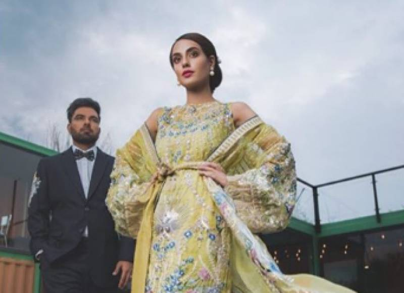 Iqra Aziz, Yasir Hussain are getting married on December 28th