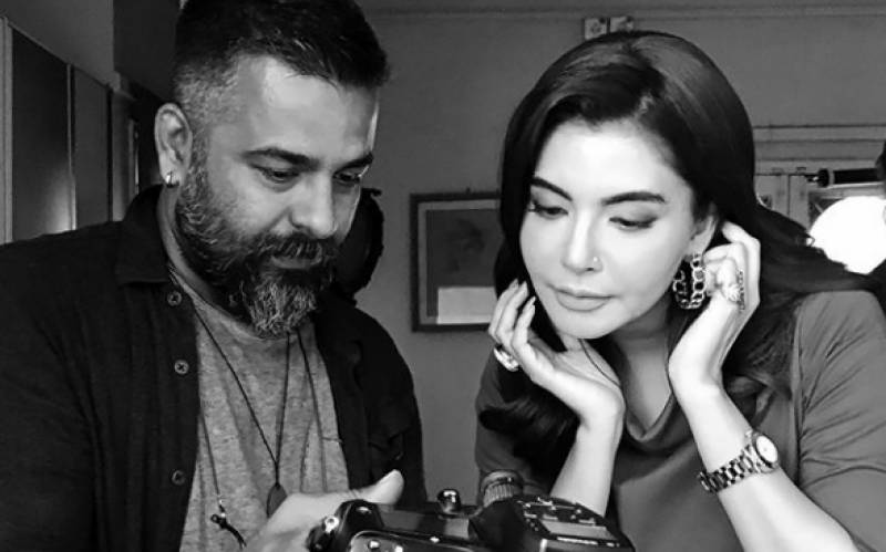 Nida Yasir launches her own clothing line