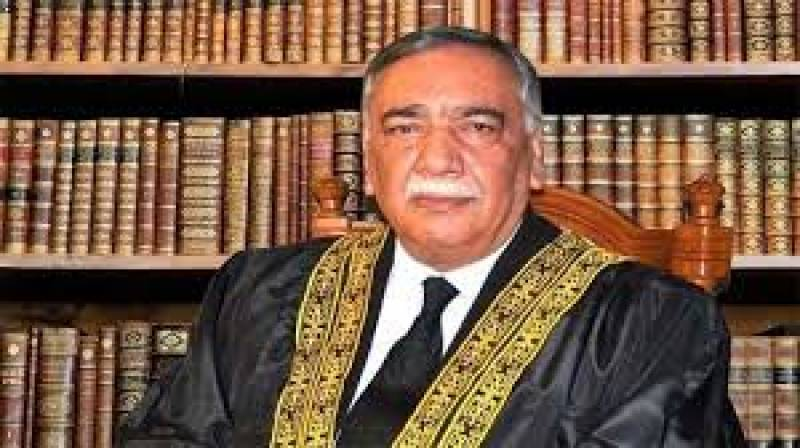 CJP Khosa stresses judges, lawyers' training to ensure justice