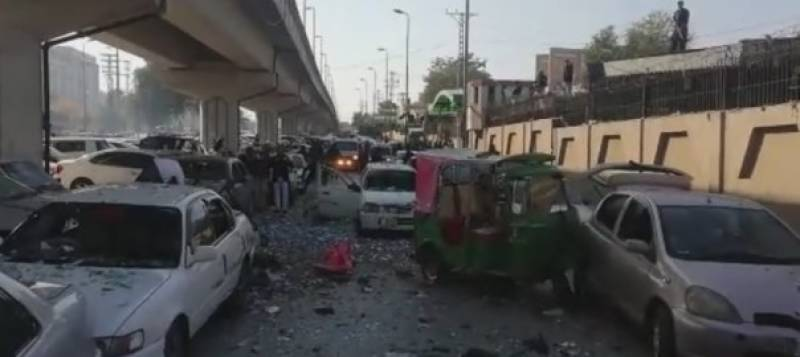 CTD arrests Afghan terrorist involved in blast outside Peshawar High Court