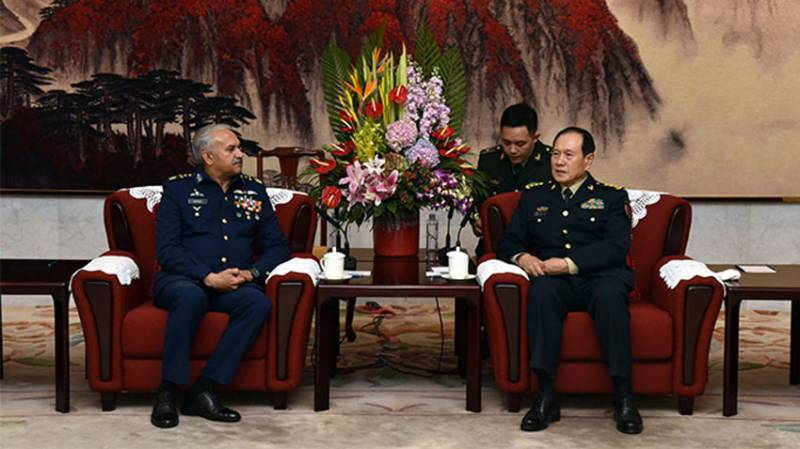 Pakistan to deepen ties with China in military field: Air Chief