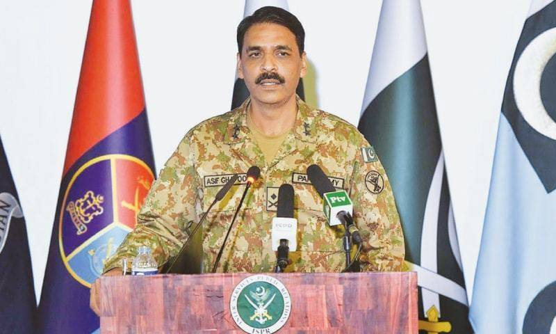 Words used in Musharraf verdict against humanity, religion, says DG ISPR