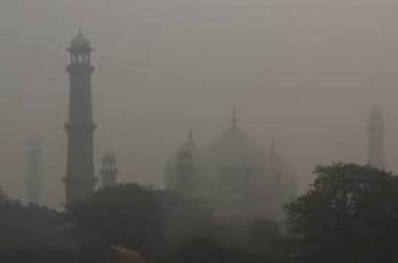 Motorway sections closed due to dense fog in Punjab