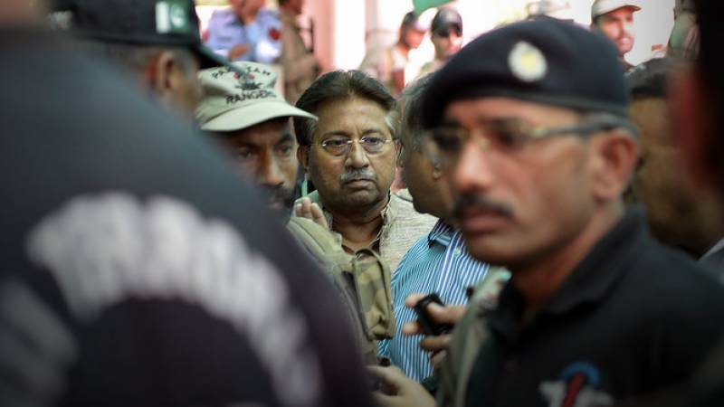 Pakistan to file reference against one of judges who sentenced Musharraf to death
