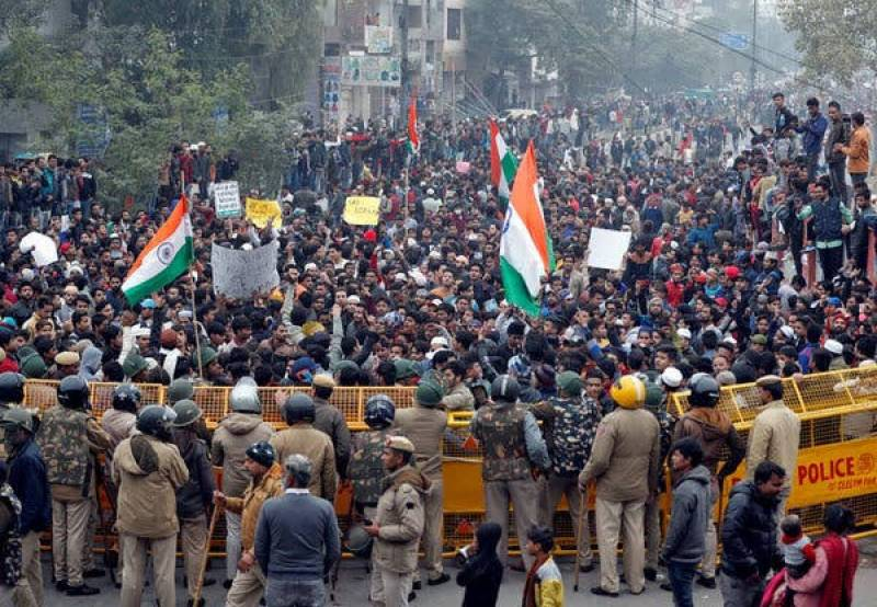 Violent protests spread across country as Indian SC turns down plea to stop implementation of new citizenship law