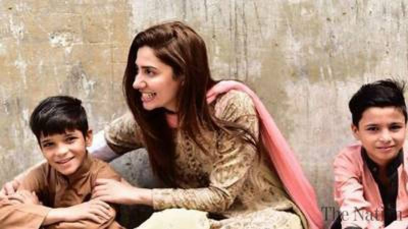 Mahira Khan joins Hollywood icons to stop stereotyping refugees