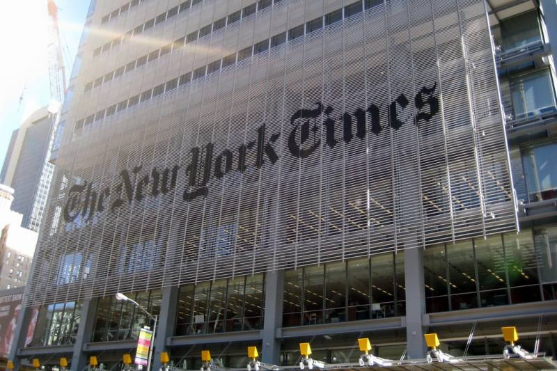 US daily NYT denounces India, describes new citizenship law as patently discriminatory