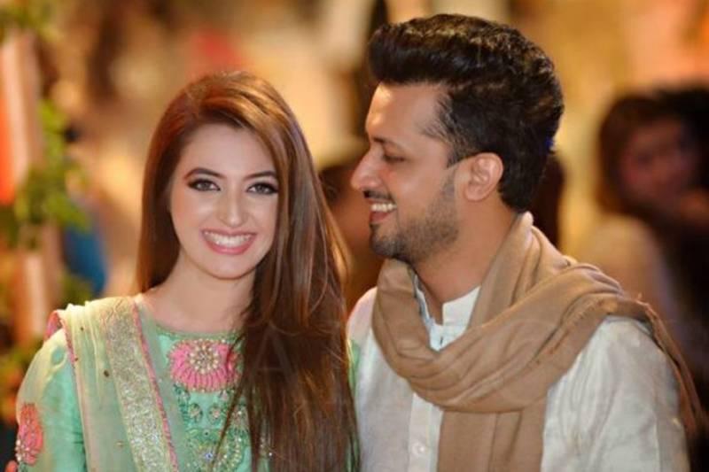 Atif Aslam and wife Sara welcome baby # 2
