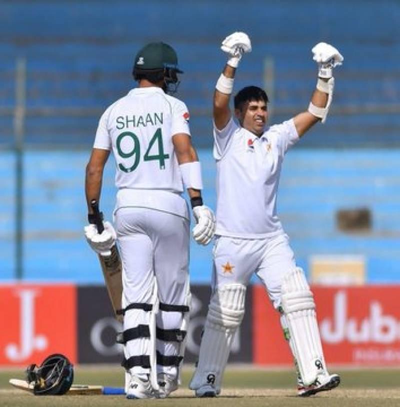 Pakistan vs Sri Lanka: Abid Ali makes history...again