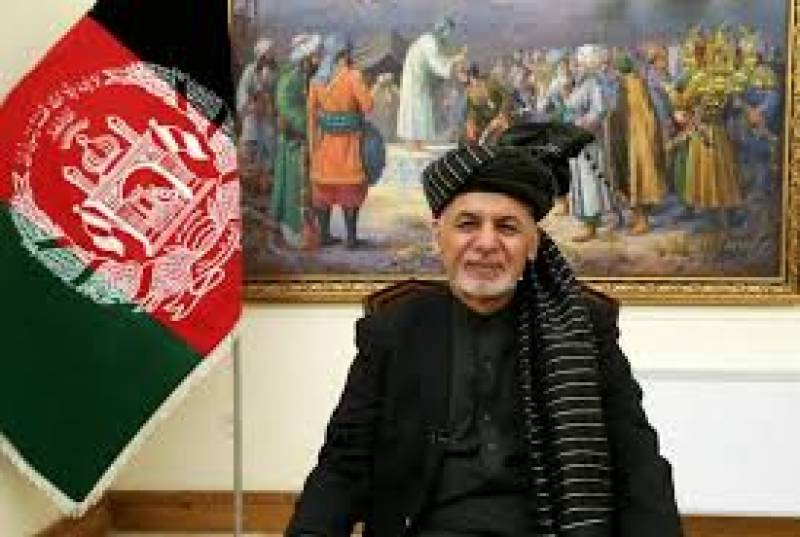 Ashraf Ghani tops Afghanistan's presidential poll in preliminary vote count
