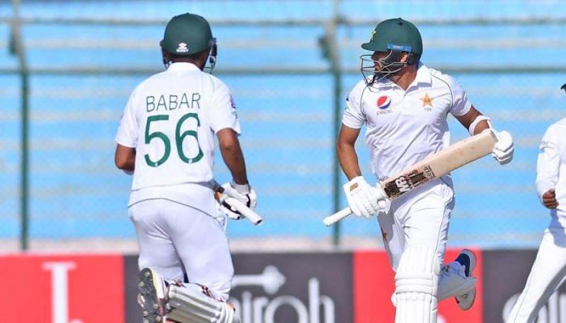 Azhar, Babar hit tons as Pakistan set Sri Lanka 476 to win