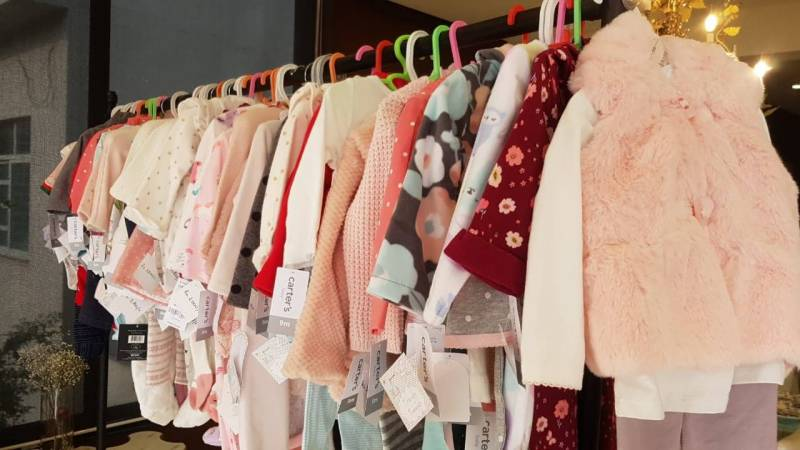 Trendy Tinnies: This online setup is offering the cutest clothes for babies in Lahore