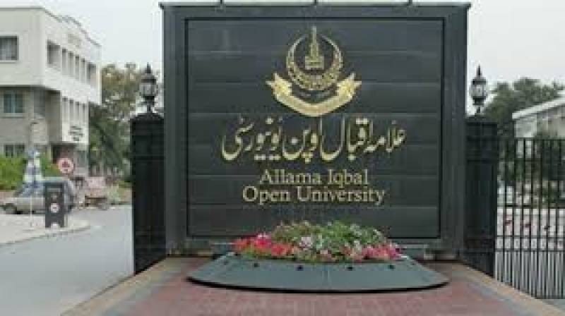 AIOU issues admission schedule for Spring 2020