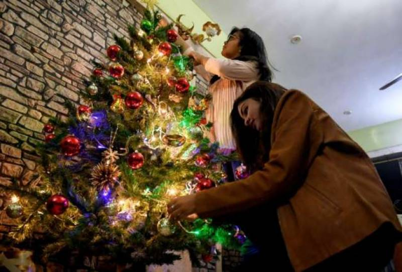 Dec 25: Pakistani Christians celebrate Christmas tomorrow