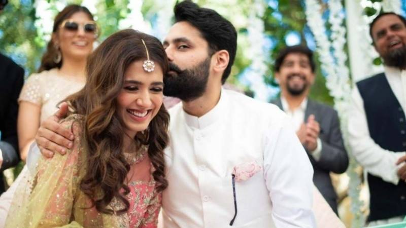 Jibran Nasir and Mansha Pasha's engagement video irks Twitterati