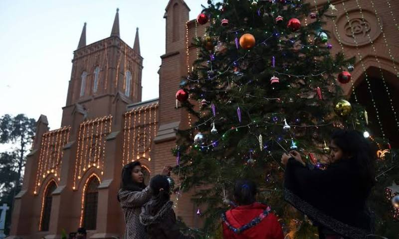 Christian community celebrates Christmas with zeal and fervour today