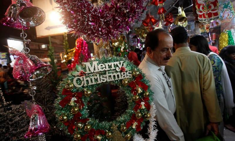 PM Imran wishes 'a Happy Christmas' to Pakistani Christians
