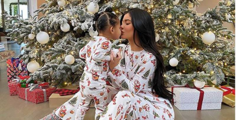 Kylie Jenner's daughter gifted life-size playhouse for Christmas