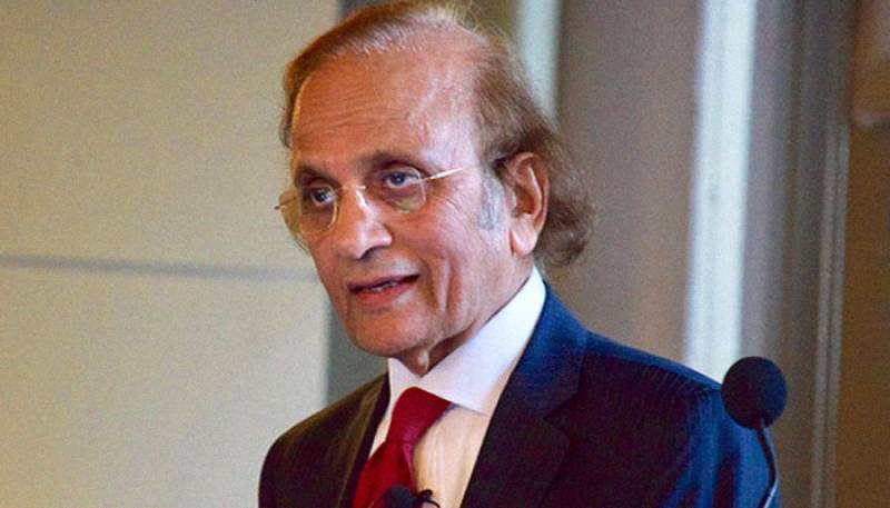 Pakistan's ex-top judge awarded J. Clifford Wallace Award 2020 for distinguished services