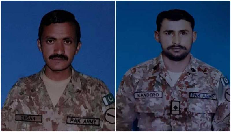 Two Pakistan Army soldiers martyred after India resorts to unprovoked firing at LoC: ISPR