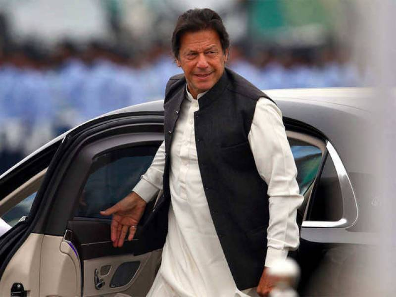 PM Imran to arrive in Karachi on a one-day visit today