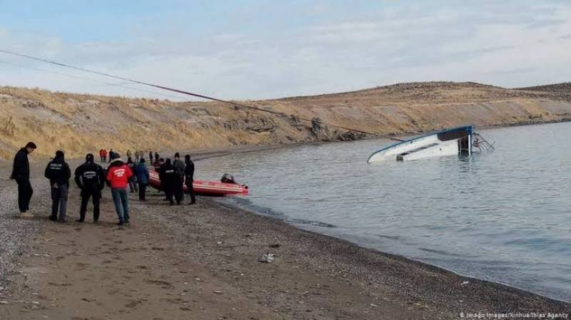 Two Pakistani nationals die in Turkey boat capsizing incident