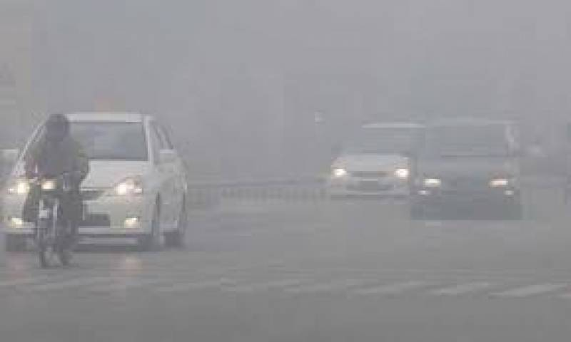 Dense fog blankets various parts of country