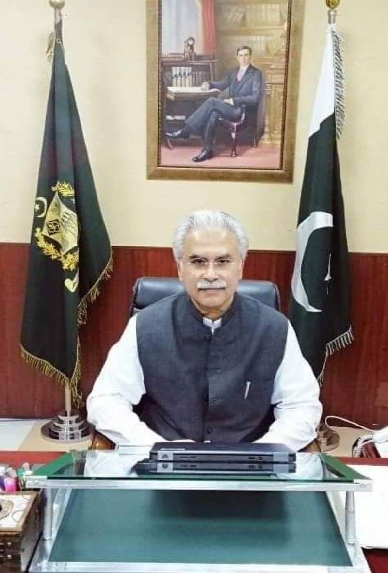 Dr Zafar pays tribute to parents/guardians for making anti-polio drive successful