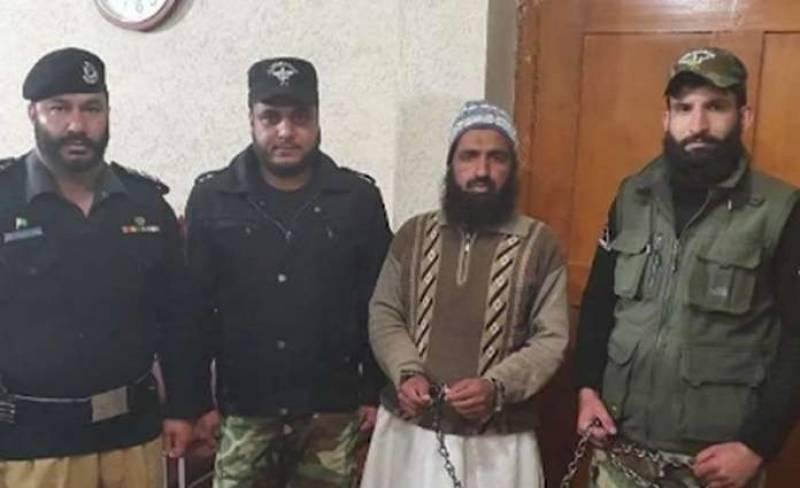 Mansehra boy rape case: prime suspect Qari Shamsuddin arrested