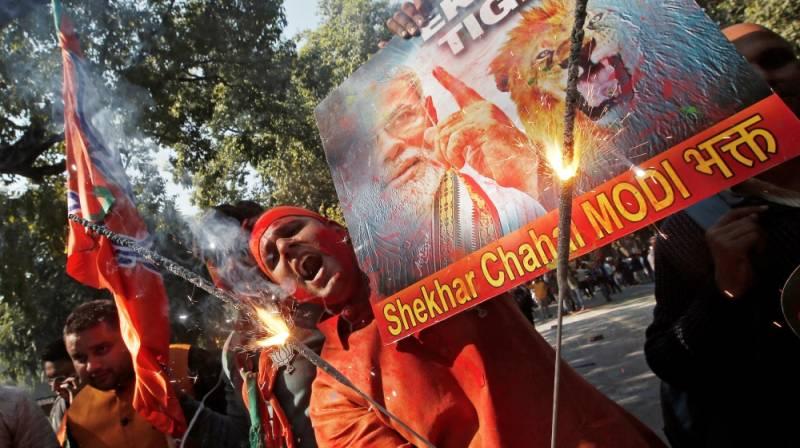 Modi's anti-Muslim agenda imminent threat to peace, PM Imran tells the world