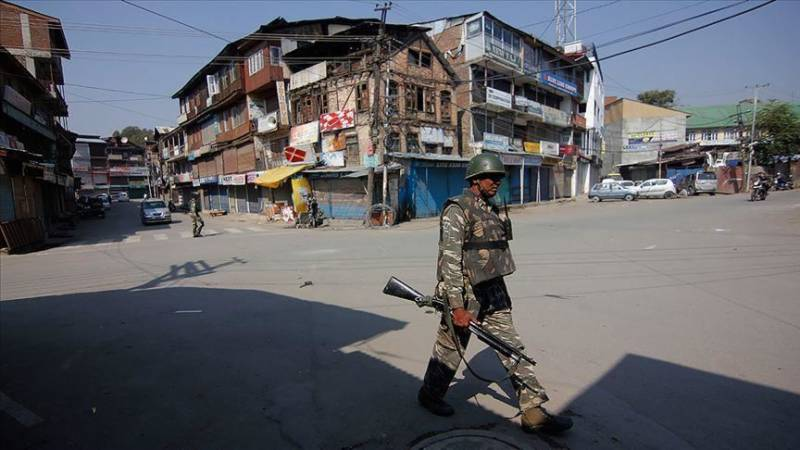 India to revise school curriculum to distort history of occupied Jammu & Kashmir