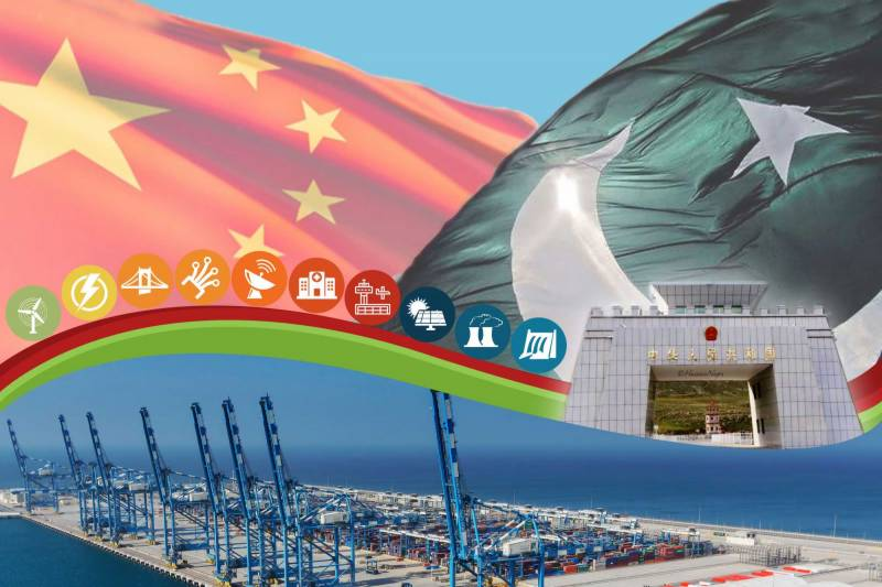 Pakistan to undertake 27 projects with $1b grant from China