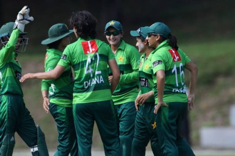 Pakistan women cricket continues to grow in 2019