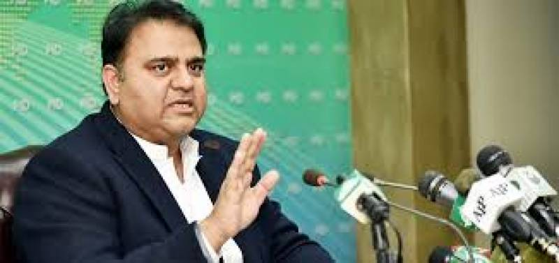 Amendments in NAB laws long-lasting demand of opposition parties: Chaudhry Fawad