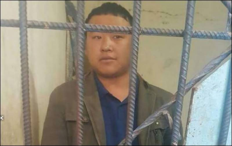 Chinese national arrested for assaulting traffic cop in Pakistan