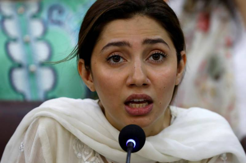 Mahira Khan, Nadia Jamil and others raise their voice against child abuse