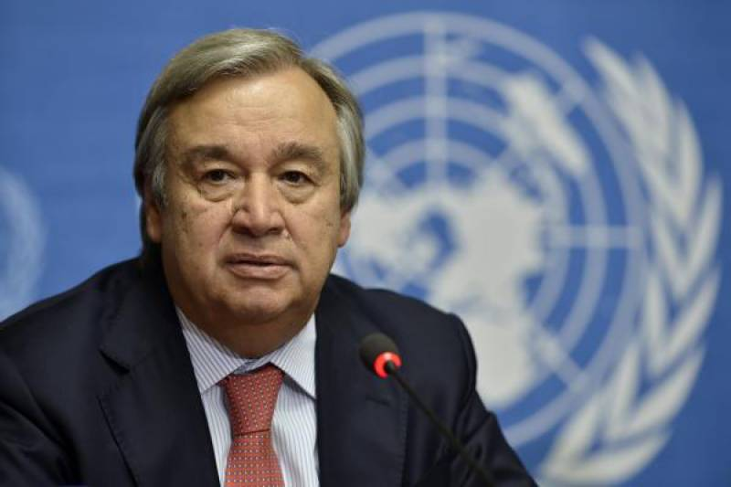 UN chief 'deeply concerned' after North Korea ends freeze of nuclear tests