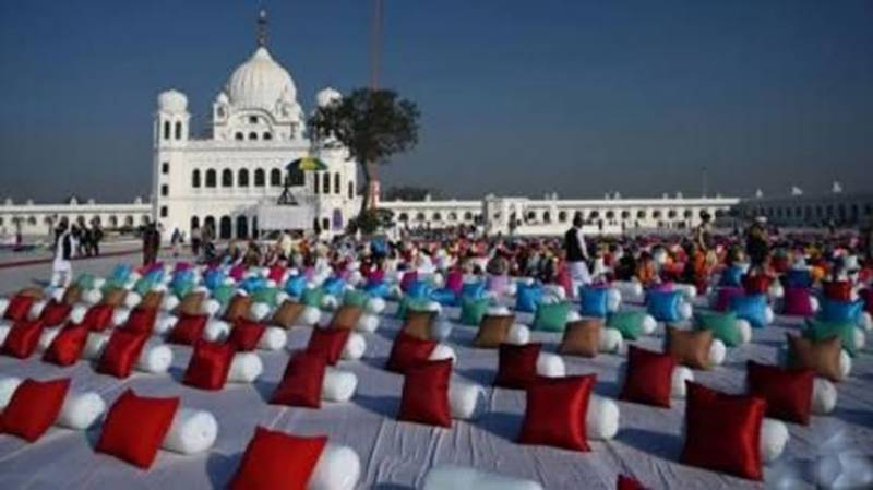 Guru Gobind Ji birth anniversary celebrations begin at Gurdwara Kartarpur today